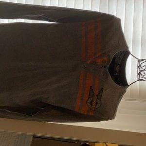 Harley Davidson long sleeve shirt ex cond Medium